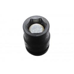 Llave vaso hexágono 8 magnética